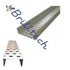 Galvanized Cable Tray (BrilltechEngineers) Tags: cable tray galvanized