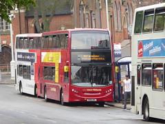 National Express West Midlands 4855 BX61 LML (sambuses) Tags: 4855 nationalexpresswestmidlands nxwm bx61lml nxbus