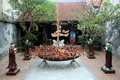Temple in Hanoi's Old Quarter (Bex.Walton) Tags: travel vietnam hanoi oldquarter