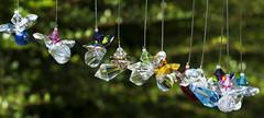 Angelic (Tunde Tenkei) Tags: angel nikon pretty crystal decoration charm d200 stockimage giftware