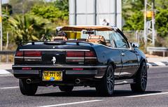 6877108 (rOOmUSh) Tags: black pontiac sunbird cabriolet
