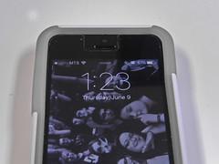 093 clock (jasminepeters019) Tags: clock digital phone time timepiece iphone ticktock 100shoot