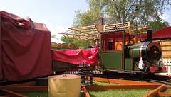 Steam Fair, Mary Harmsworth Park, May 2016 (roger.w800) Tags: london fair trucks erf caravan funfair steamfair lorries imperialwarmuseum selondon iwm scammell foden carterssteamfair atkinson oldlorry oldlorries vintagelorry funfairrides atkinsonlorry maryharmsworthpark