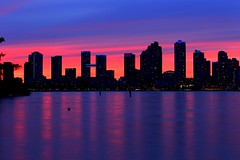Toronto skyline sunset silhouette (Nitish_Bhardwaj) Tags: city longexposure pink blue sunset urban toronto ontario canada color colour reflection water silhouette skyline architecture canon colorful exposure cityscape waterfront skyscrapers outdoor bluehour colourful torontoskyline nightskyline torontophoto torontonight cityscapenight torontolights torontophotography torontoskyscrapers torontonightskyline torontocityscape torontocitynight