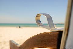handhold (beginner17) Tags: strand sand meer bokeh himmel ostsee prerow strandkorb zingst dars unschrfe