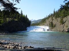 BanffNatlPk159 (alicia.garbelman) Tags: canada waterfalls alberta rockymountains bowriver bowfalls banffnationalpark