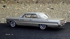 1964 Chevrolet Impala SS 409 Hardtop (JCarnutz) Tags: chevrolet 1964 409 diecast 124scale impalass wcpd