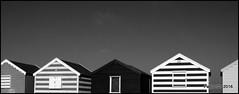 Beach Huts (Pablo101) Tags: blackandwhite southwold beachhuts