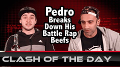 Pedro Breaks Down His Battle Rap Beefs | Clash Of The Day Clips... (battledomination) Tags: t one big freestyle king day ultimate pat domination clips down battle clash dot charlie pedro his hiphop rap lush smack trex breaks league stay mook rapping murda battles | rone the conceited charron saurus beefs arsonal kotd of dizaster filmon battledomination