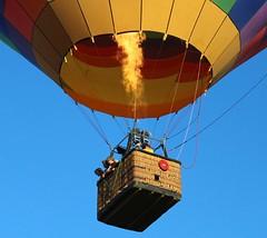Image6 (thehachland) Tags: sunset fire flames balloon hotairballoons ballstonspa saratogacounty saratogacountyfairgrounds saratogaballoonandcraft