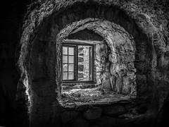 Lonley window (consen81) Tags: mountain lake nature water oslo norway rock landscape wasser hill natur norwegen olympus bergen landschaft omd kongsvinger roundtrip em10 rundfahrt fjorde kirkenaer