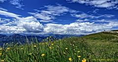 Together (kalbasz) Tags: mountain nature outdoor moment lakegarda