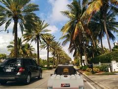 MIAMI (Daniel V 75) Tags: wallpaper art car sport speed star photo lego 4x4 ferrari voiture creation porsche wars paysage tuning base luxe berline moc