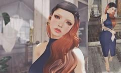 160528 (yu) Tags: kiiko sanarae americanbeauty treschicvenue ison littlebones uber white~widow secondlife sl fashionfeedofsllook