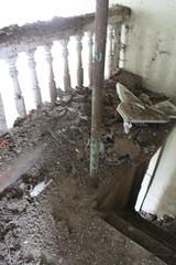 IMG_3091 (De Tuinen van Servaas en Dorothe) Tags: duiven mest dakgoot stof gebinte
