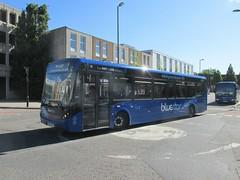 2748, Southampton, 23/05/16 (aecregent) Tags: southampton 230516 goahead bluestar enviro200mmc 2748 hf65cxy 18