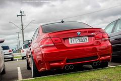 M3 + BBS (Thyago Barbosa Photography) Tags: red brazil brasil germany vermelho m3 bbs motorsport bavarian redcar bimmer sportcar mpower sportcars bmz bbswheels carrovermelho germanycar bimmerbrazil