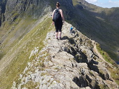StridingEdge (Conor Lawless) Tags: katy striding edge helvellyn kt lake district