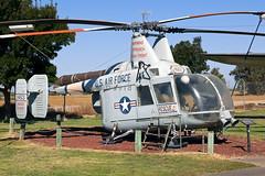 62-4513 HH-43F Huskie - Preserved - Castle Air Museum, CA (David Skeggs) Tags: castle museum aircraft aeroplane usaf usairforce castleairmuseum huskie usmilitary h43 wrecksandrelics davidskeggs