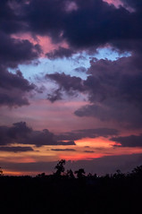 Canvas of God (Ashir_102) Tags: sky colors colorful dusk horizon
