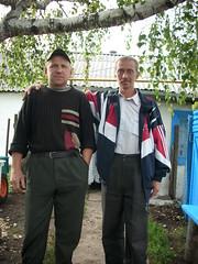 Hey brothers! (Sad Mermaid Berlin) Tags: vacation portraits countryside holidays faces russia farm hi sovietunion udssr