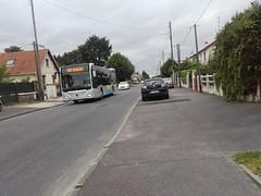 Lacroix rseau Le Parisis Mercedes Citaro C2 DA-752-TC (95) n947 (couvrat.sylvain) Tags: cars lacroix bus autobus parisis mercedes mercedesbenz citaro c2 beauchamp o530