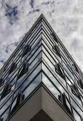 Convergenze (MartY . . .) Tags: reflection amsterdam riflesso geometrie vetri finestre windows glass lovelycity