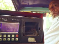 A Portrait of The Delhi Walla as an Auto-Rickshaw Driver (Mayank Austen Soofi) Tags: auto portrait delhi driver meter rickshaw walla