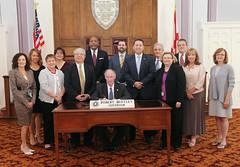 06-09-2016 HB 433, Human Trafficking Safe Harbor Act signed