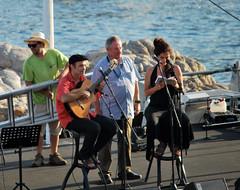 calella jul16_287 (xavit0463) Tags: costa port mar mediterraneo bo catalunya brava catalua calella palafrugell 2016 ensayos mediterrani habaneras havaneres assaig portbo