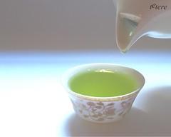 golden tea drop of cold brew shincha de Kyoto (Tetere Barcelona) Tags: tea icedtea gota greentea sencha coldtea   japanesetea  shincha  gyokuro coldbrew teverde teadrop  teverd tetere teteriabarcelona tetereria teterebarcelona tejapones