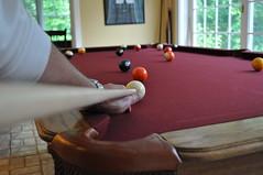 The shot (tylerdelargy) Tags: pool shot billiards
