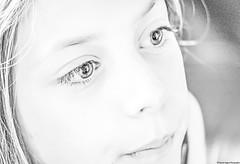 Hight Key Thalia (yannick_gagnon) Tags: portrait white monochrome photoshop photography photo photographie pentax adobe blackwhitephotos passionphotography adobephotoshoplightroom blackandwhiteonly pentaxlife passionphoto blackwhitepassionaward pentaxk50