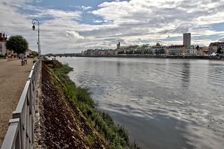 Balade en bord de Saône