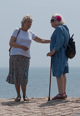 IMG_8739 (thorley_lee) Tags: street friends sun flower hair photography her conversations missed dawlish canon400d