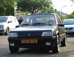 1990 Peugeot 205 GTi 1.9 (rvandermaar) Tags: gti 19 peugeot 1990 205 peugeot205 205gti peugeot205gti peugeot205gti19 sidecode4 yr38vb
