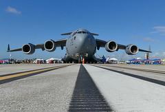 Vero Beach Airshow 25June16.04 (Pervez 183A) Tags: military cargo airshow c17 usaf verobeach