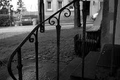 Should i go in ? (Minolta X-700) (stefankamert) Tags: stefankamert film analog minolta x700 35mm rokkor grey shapes tones mdwrokkor wrokkor ilford fp4 grain epson v550 bw sw baw noir noiretblanc schwarzweis