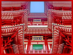 Singapore - Buddha Tooth Relic Temple (gerard eder) Tags: city travel temple singapore asia southeastasia outdoor viajes buddah reise megacity oldtownold buddhatoothrelictemple