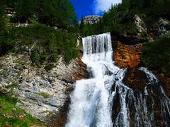 CORTINA CANYON (davidemandini) Tags: cortina canon eos natura canyon paesaggio cascate 1200d