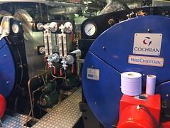187 - boiling (md93) Tags: cruise walter scott scotland room engine tourist historic loch steamship sir trossachs boiler cochran katrine