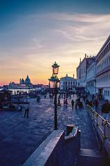Italy 2016 (MRV_Photography) Tags: travel venice sunset vacation sky italy film 35mm europe kodak dusk ektar 100iso filmphotography