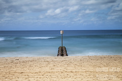 Manly Beach, Australia (Hamish Mckay) Tags: ngc manly beach australia nsw sydney pipe sea runoff sand sky