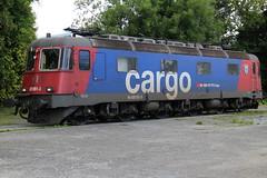 CFF FFS SBB/Cargo (limaramada) Tags: sbb cargo ffs nyon cff