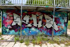 graffiti amsterdam (wojofoto) Tags: holland amsterdam graffiti nederland netherland wolfgangjosten ashq wojofoto