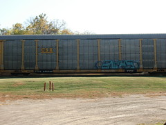 10-08-10 (25) (This Guy...) Tags: road railroad car train graffiti box graf rail rr traincar boxcar graff 2010