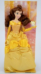 2016 Belle Classic 12'' Doll - US Disney Store Purchase - Deboxing - Cover Off - Full Front View (drj1828) Tags: disneystore doll 12inch classicprincessdollcollection 2016 purchase belle beautyandthebeast chip deboxing