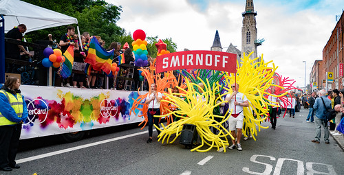PRIDE PARADE AND FESTIVAL [DUBLIN 2016]-118120