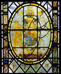 Stuart royal arms (Simon_K) Tags: cambridge church university churches colleges stmichael cambridgeshire eastanglia cambs michaelhouse churchess