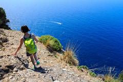 Un Tuffo nel Blu (Roveclimb) Tags: sea mer mare hiking path liguria adventure trail sentiero camogli portofino batterie avventura escursionismo sentierodellebatterie